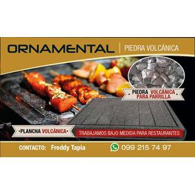 Piedra Volcanica Para Asar Carne Mariscos Pollo Pizza Y Mas