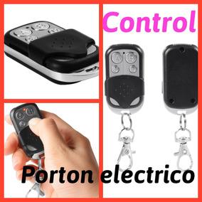Control Remoto Para Portón Eléctrico Universal