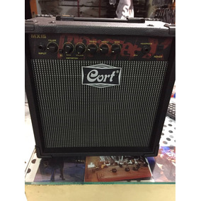 Amplificador De Guitarra Cort Mx15 (setiembre)
