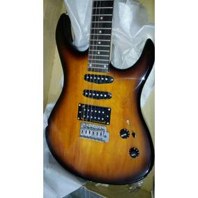 Guitarra Electrica Biscayne Seven. Biscayne Miami Series