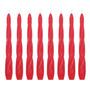 vermelha espiral 20 cm