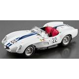 Carros Colección Hotwheels Ferrari Testa Rossa Escala 1:18