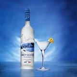 Vodka Nuvo Y Grey Goose