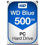 Hd Wd Sata 3,5´ Blue Pc 500gb 7200rpm 16mb Cache Sata 6.0gb/