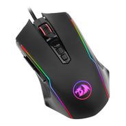 Mouse Gamer Redragon Ranger Rgb - Novo