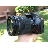 Canon Xs Con Lente 18-135mm Stm Ideal Principiantes