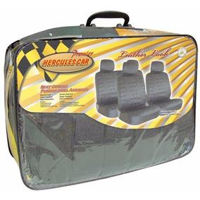 Cubre Asiento Premier Leather L Negro Hercules Car