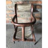 Antiga Cadeira Para Criança. Carro Antigo. Original. Fusca
