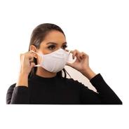 Kit 3 Máscaras Tripla Proteção Reutilizáveis Hipoalergênica