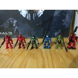 Halo Mega Bloks Figuras