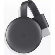 Google Chromecast 3 Cromecast Generacion 2019 Netflix Flow