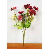 1 Maço Flor Do Campo Flores Artificiais Artificial Arranjos