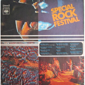 Lp Special Rock Festival