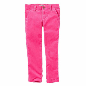 Pantalon Pana Rosa Niña Oshkosh 5 Años