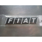 Emblema Letras Fiat Uno Tapa Maleta