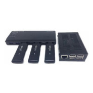 Pabx Ip Rasp + 1 Hub Usb + 3 Gateways Gsm