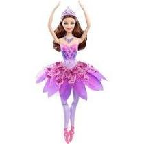 Barbie Y Las Zapatillas Magica Original De Mattel Morada