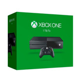 Consola Xbox One Cnsl Only 1tb + Game Pad Garantizado