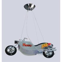 Lampara Infantil Motocicleta