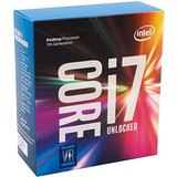 Procesador Intel Core Desktop Intel 7th Gen I7-7700k