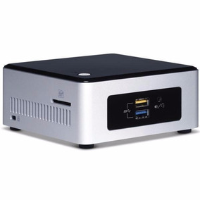 Mini Pc Kit Intel Nuc Boxnuc5cpyh 4gb 120gb Celeron