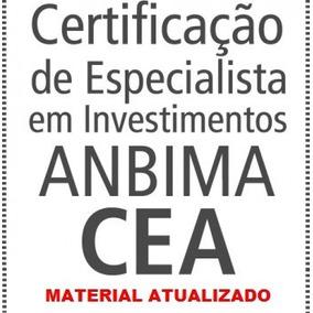 Curso Cea 2018 Professor Edgar Abreu Completo Atualizado