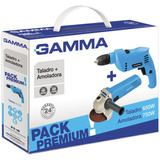 Pack Premium Gamma Taladro + Amoladora G1900ar