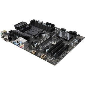 Motherboard Am4 Msi B350 Pc Mate P/ Amd Ryzen Gamer Mother