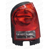Calavera Izq Oscura Volkswagen Pointer 5p 2006 2007 06 07 08