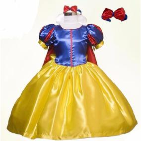Vestido Blanca Nieves