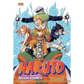 Naruto Gold - Vol. 5