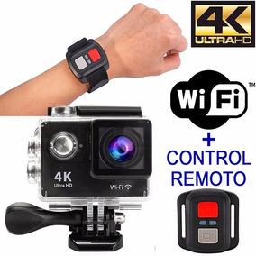 Sportcam 4k C/wifi Y Control! Local A La Calle