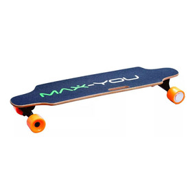 Patineta Max-you Longboard Electrico