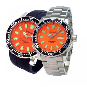 Pulseira Masculina Orient - Joias e Relógios no Mercado Livre Brasil 8324afbc8b