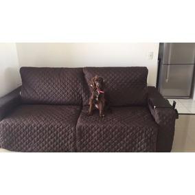 Protetor De Sofa Retratil 2,00,,2 Md Com Braço Todo Coberto