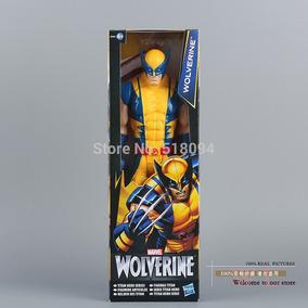 Boneco Wolverine X-men Marvel Original 30 Cm