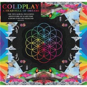 Coldplay A Head Full Of Dreams - Lp Rock