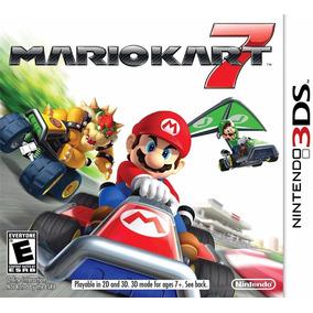 Juego Nintendo 3ds Mario Kart 7 - Original Fisico