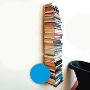 Biblioteca Flotante Invisible Gigante Soporte Metal Chapa
