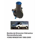 Bomba De Direccion Licuadora Ford Windstar 1999