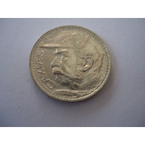 Moeda Prata 2000 Dois Mil Réis 1935 Duque De Caxias Repúblic