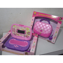 Lapto Mi Pequeña Princesa Cicciobello Barbie Insector Cosete