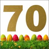 70 Melhores - Kit Silhouette Pascoa + Brinde 6 Cestas Caixas
