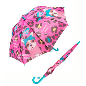 Paraguas Sofia Animal Print Simones Original