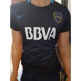 Nueva Camiseta Boca Juniors Alternativa Negra 2018 Para Niño