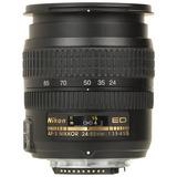 Lente Nikon 24-85mm F/3.5-4.5g Ed Vr.