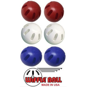 Wiffle Bola U.s.a. Sistema Incluye - Pelota Oficial Producto