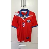 Camisa Chile Reebok - Zamorano 9
