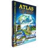 Libro Atlas Geografía Del Mundo Año 2016 Con Cd Rom Lexus