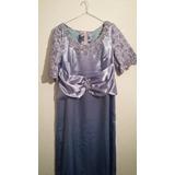 Vestido Alta Costura Madrina (señora)